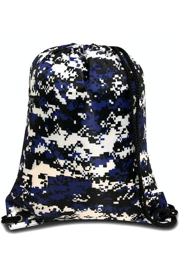 Liberty Bags 8881 Digital Camo Royal