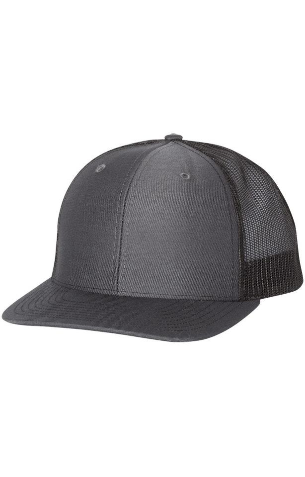 Richardson 112 Charcoal / Black