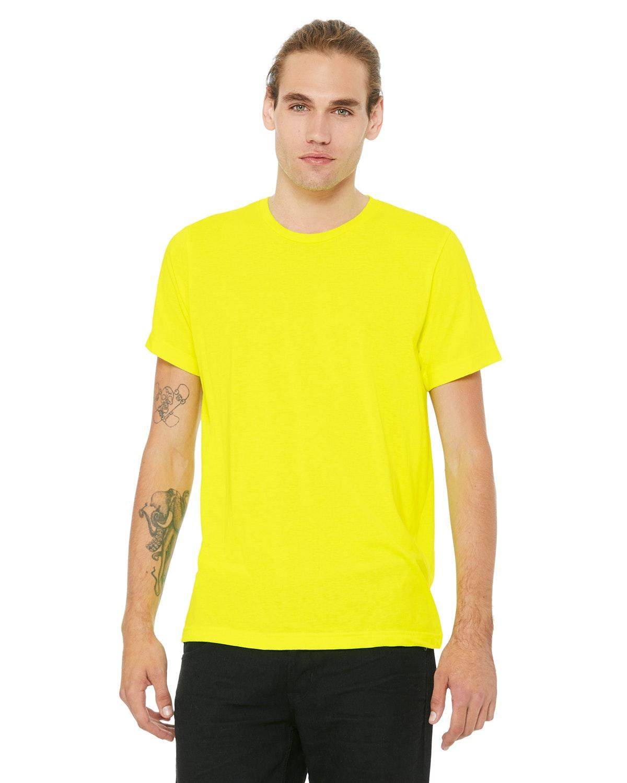 Bella+Canvas 3650 Neon Yellow