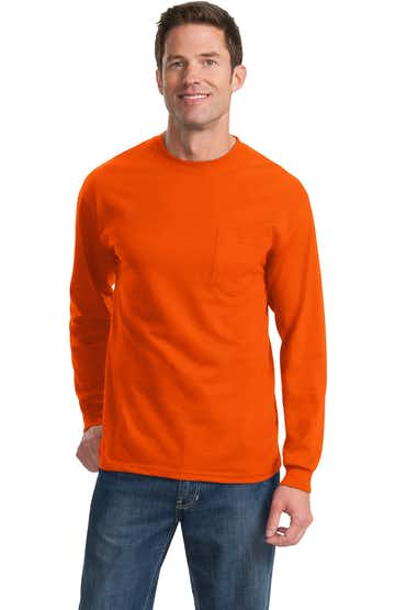 Port & Company PC61LSPT Orange