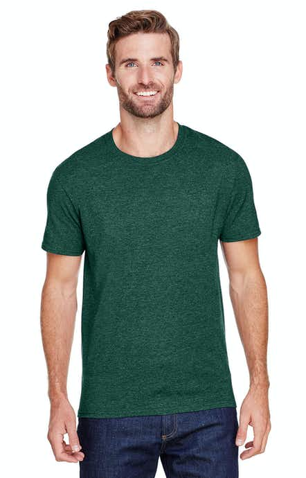 Jerzees 560MR Forest Green Heather