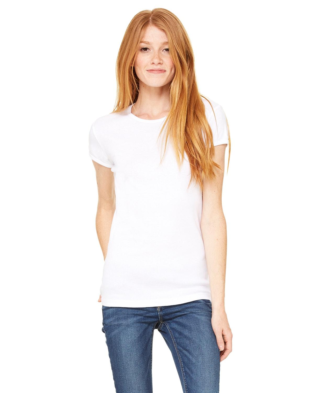 Bella+Canvas 1001 White