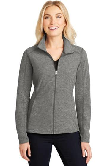 Port Authority L235 Pearl Gray Heather