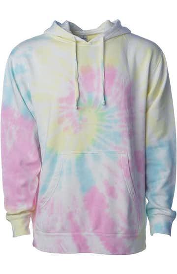 Independent Trading PRM4500TD Tie Dye Sunset Swirl