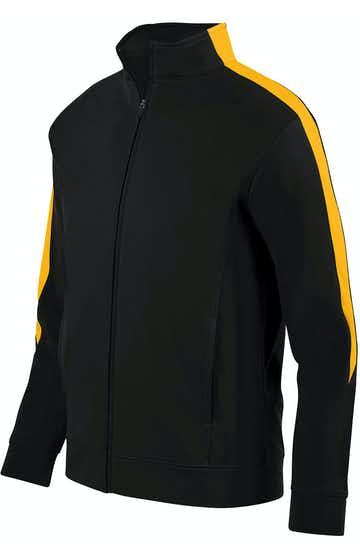 Augusta Sportswear 4396 Black / Gold