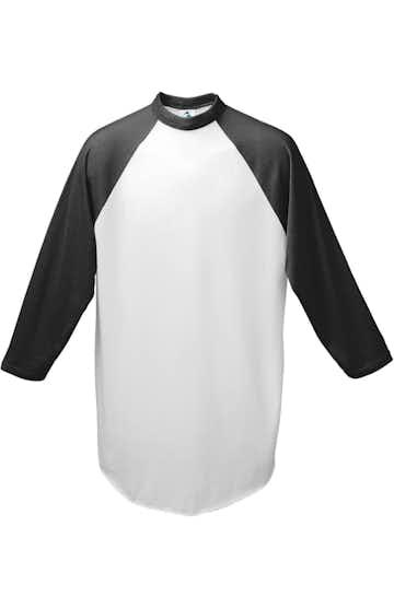 Augusta Sportswear 4421 White/ Black