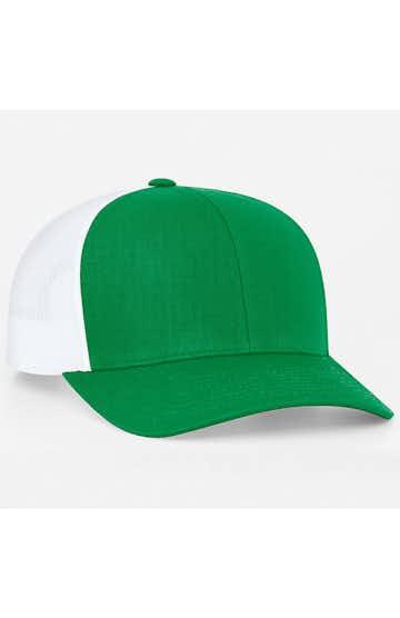Pacific Headwear 0104PH Kelly/White