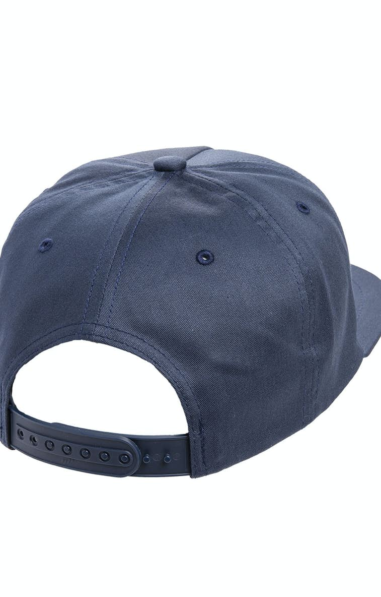 3ea77233052d1 Yupoong Y6502 Adult Unstructured 5-Panel Snapback Cap - JiffyShirts.com