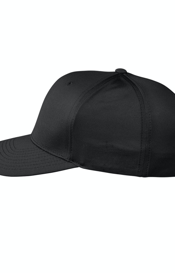 13c33cdf7 Team 365 TT801Y Black by Yupoong® Youth Zone Performance Cap