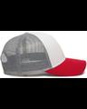 Outdoor Cap OC770 White / Gray / Red
