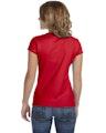 Bella + Canvas 1001 Red