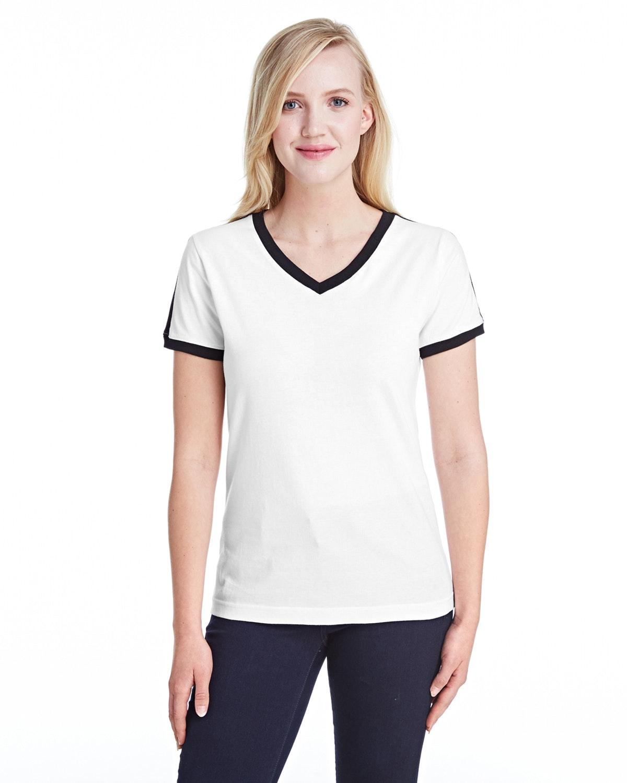 LAT 3532 White/Black