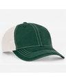 Pacific Headwear 0V67PH Dark Green / Ivory