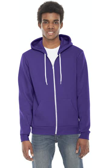 American Apparel F497W Purple