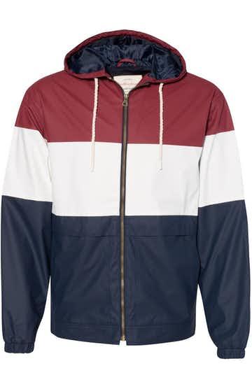 Weatherproof 20601 Biking Red / White / Navy