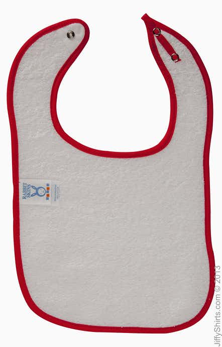 Rabbit Skins 1003 White/Red