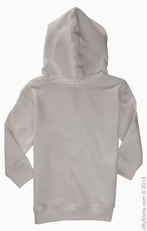 Rabbit Skins 3326 Toddler Pullover Fleece Hoodie - JiffyShirts.com