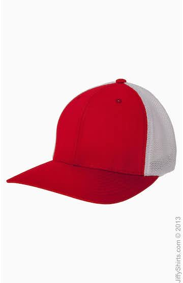 Flexfit 6511 Red/White