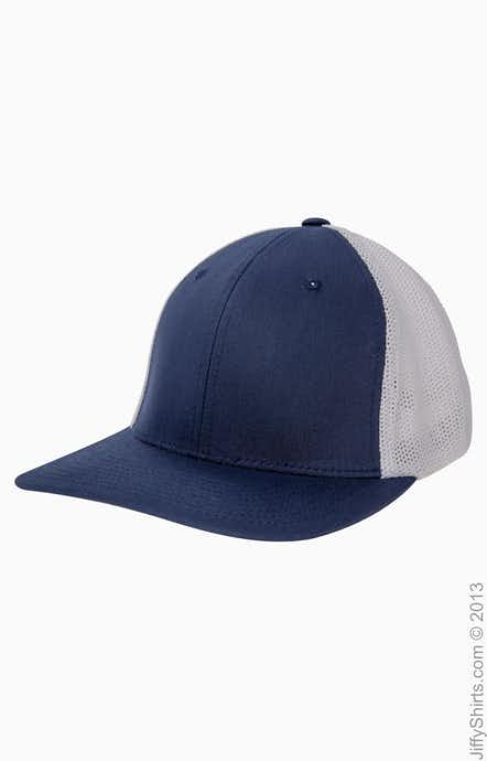 Flexfit 6511 Navy/White