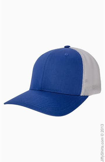 Flexfit 6511 Royal/White