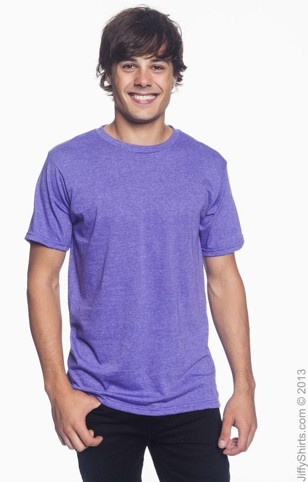 Anvil 980 Heather Purple