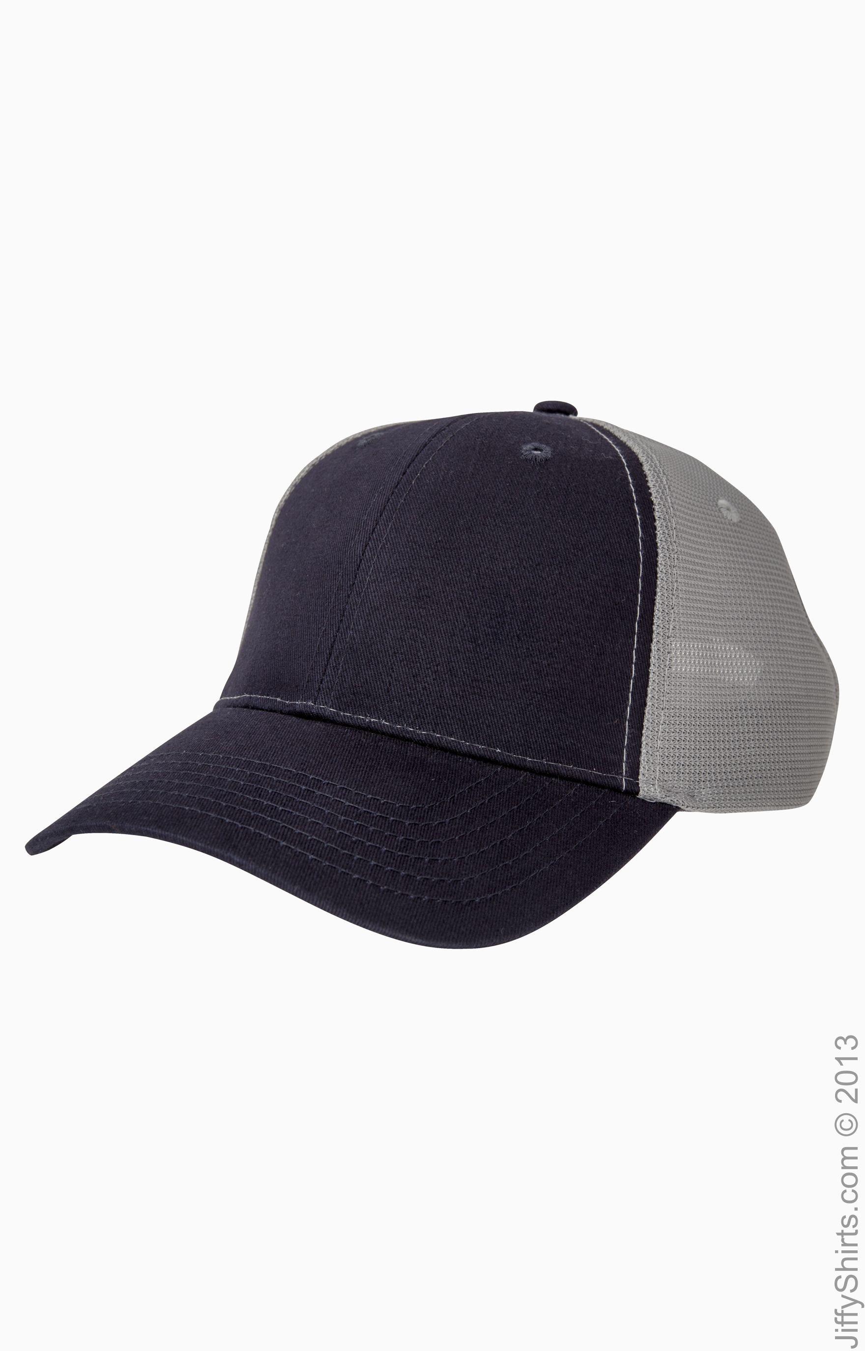 Big Accessories OSTM Navy/Grey