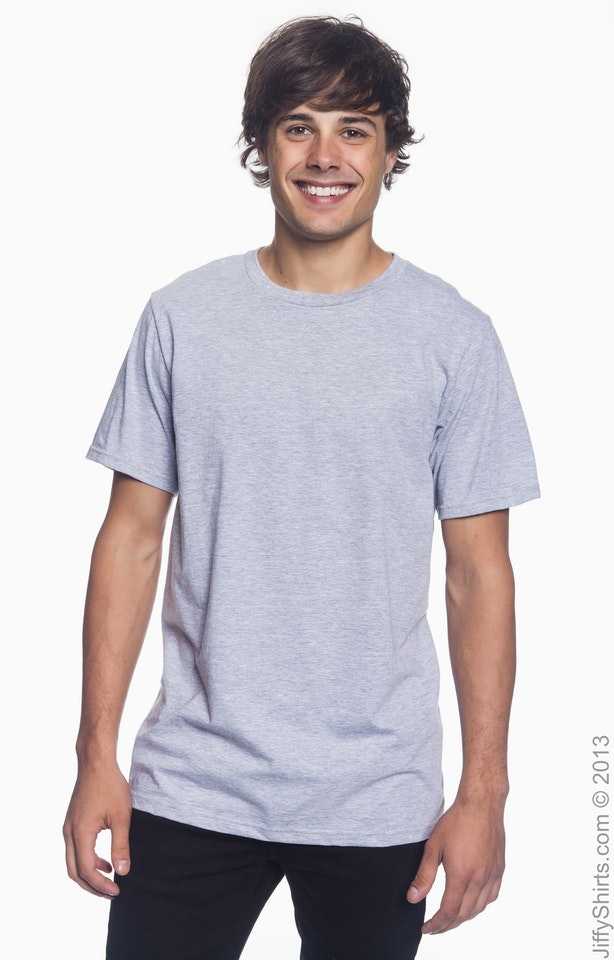 Anvil 980 Heather Gray
