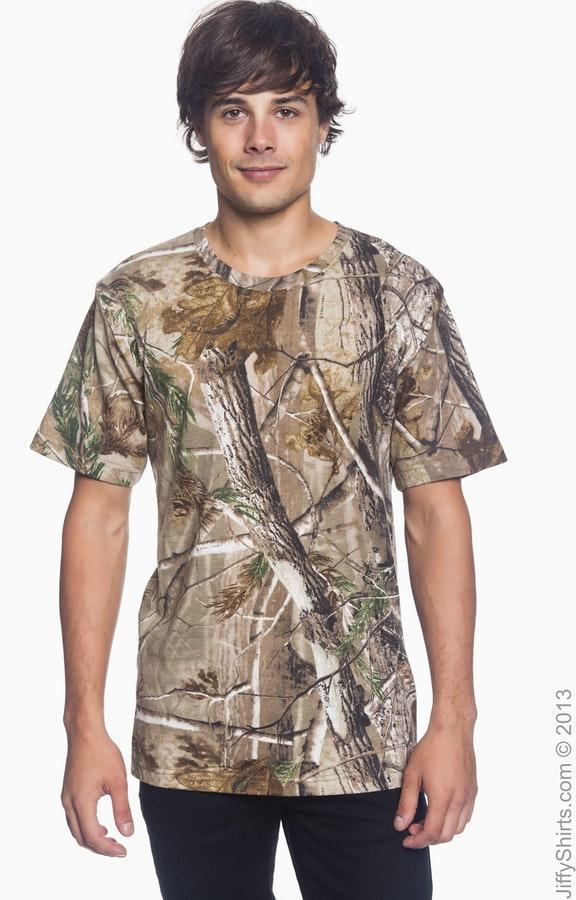 dd7b070a250a0 Code Five 3980 Men's Realtree® Camo T-Shirt - JiffyShirts.com