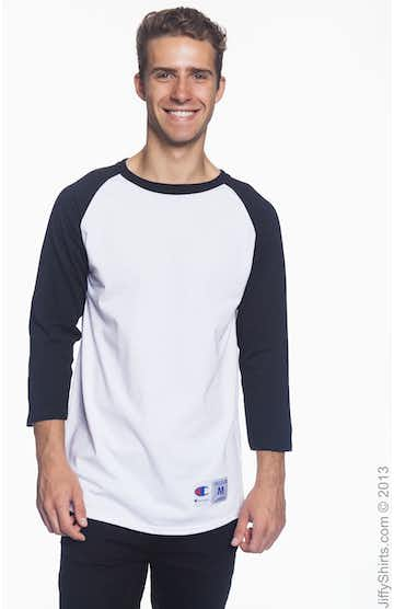 Champion T1397 White/Black