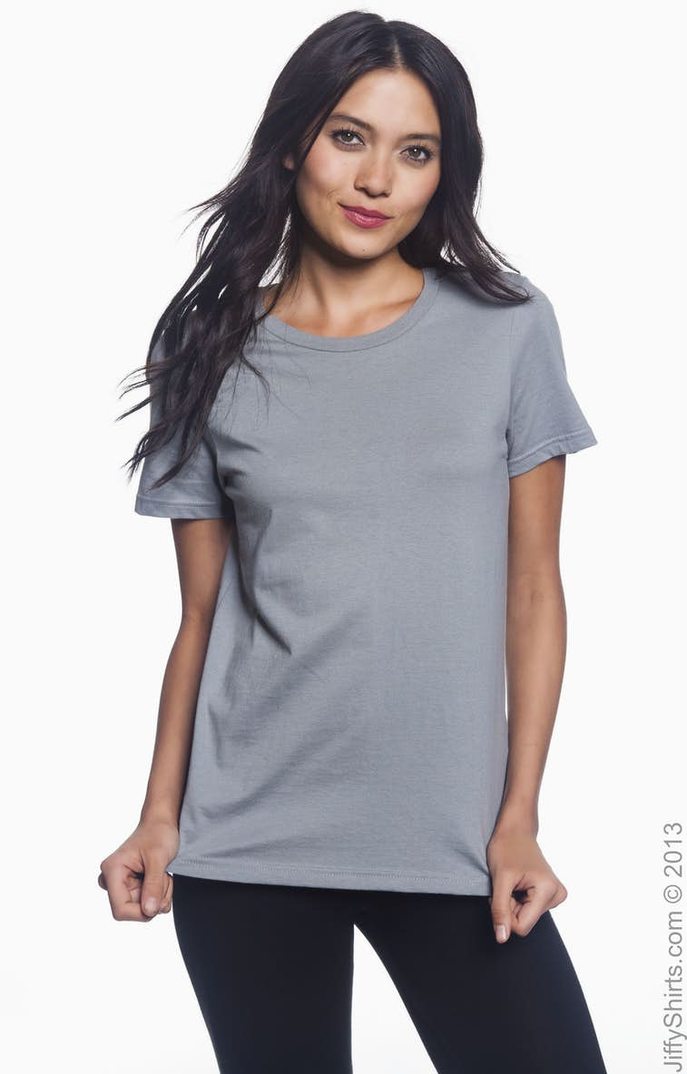 23a7ce4f Anvil 880 Ladies' Lightweight T-Shirt - JiffyShirts.com