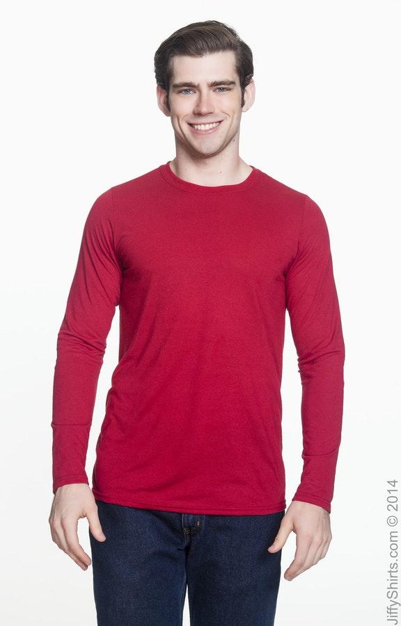 Gildan G424 Cardinal Red