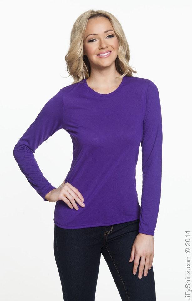 Gildan G424L Purple