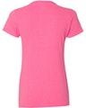 Gildan G500L Safety Pink