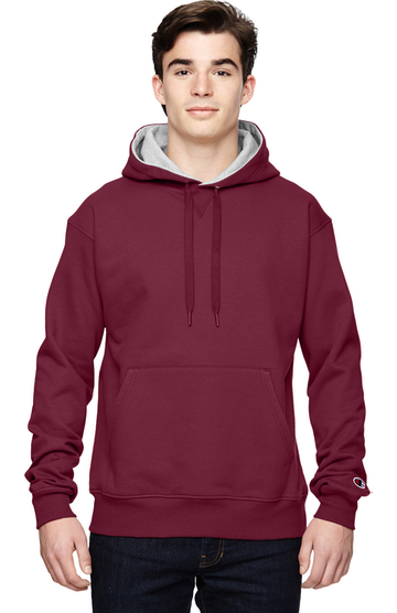 Champion S1781 Sport Maroon/Athletic Heather