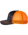 Richardson 112P Kryptek Typhon/ Neon Orange