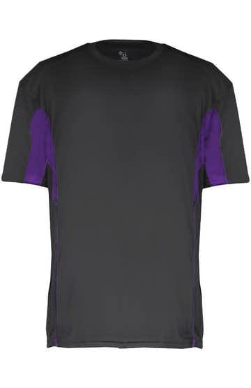 Badger 4147 Graphite / Purple