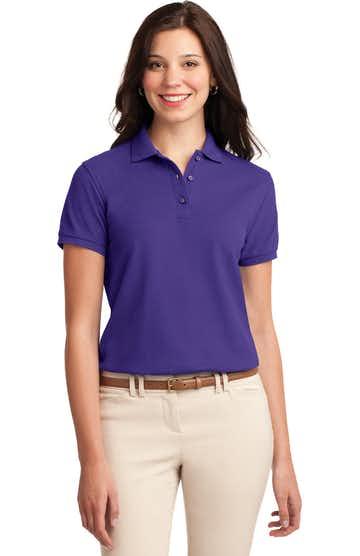Port Authority L500 Purple