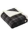 Port Authority BP43 Black Un Plaid