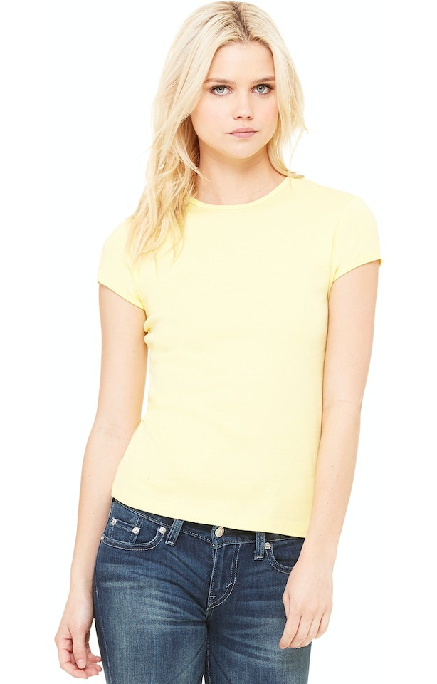 Bella + Canvas 1001 Yellow