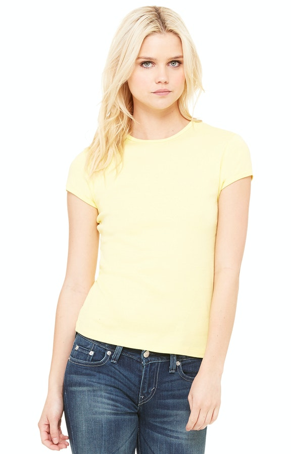 Bella+Canvas 1001 Yellow