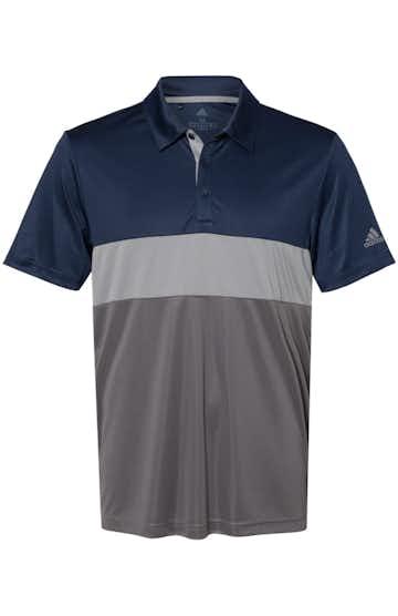Adidas A236 Collegiate Navy/ Grey Three/ Grey Five