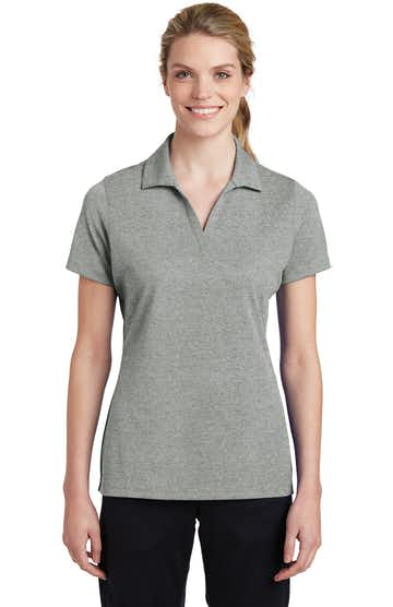 Sport-Tek LST640 Gray Heather
