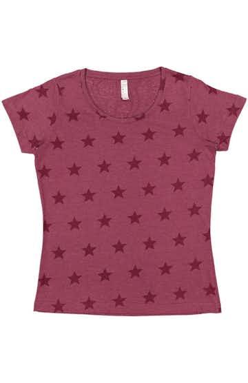 Code Five (SO) 3629 Burgundy Star
