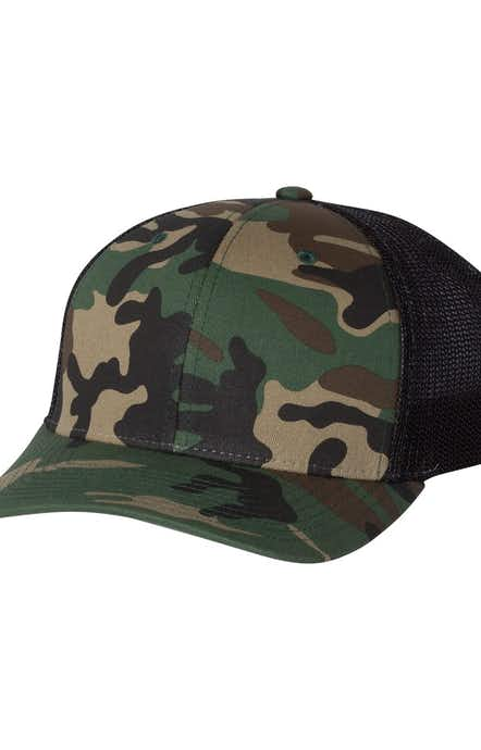 Richardson 110 Army Camo/ Black