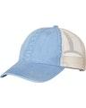 Comfort Colors 105 Washed Denim / Ivory