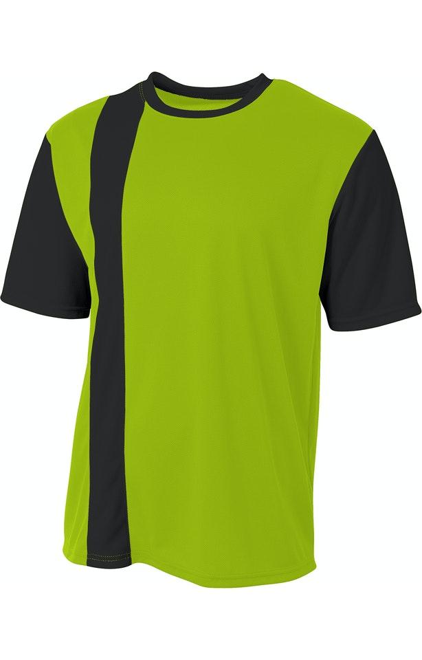 A4 B016AR Lime / Black