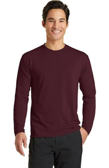 Port & Company PC381LS Athletic Mar