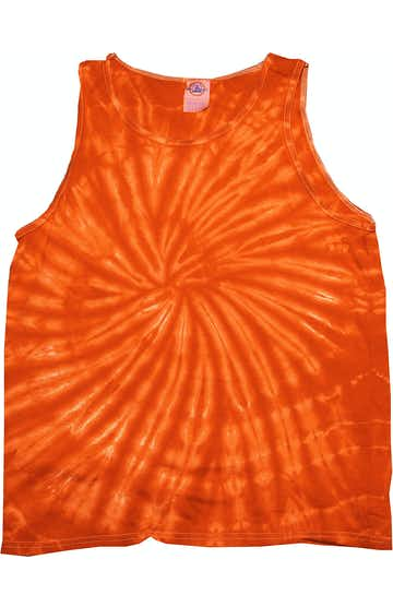 Tie-Dye CD3500 Spider Orange
