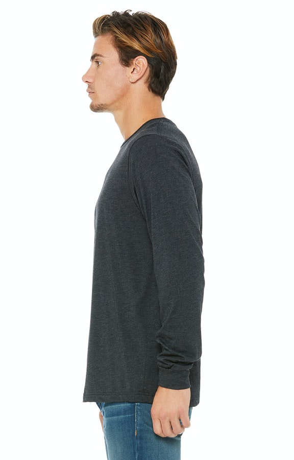 981262ab0f62b Bella+Canvas 3501 Unisex Jersey Long-Sleeve T-Shirt - JiffyShirts.com