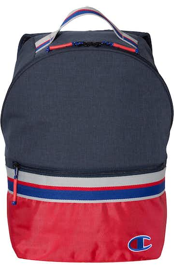 Champion CS1006 Navy/ Red